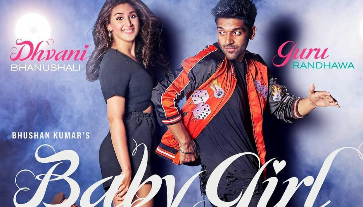 बेबी गर्ल Baby Girl Song Lyrics in Hindi, English & Panjabi: Guru Randhawa