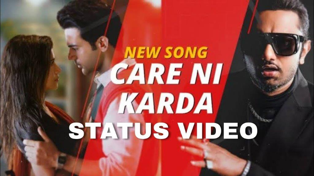 केयर नि करदा Care Ni Karda Lyrics in Hindi & English: Yo Yo Honey Singh
