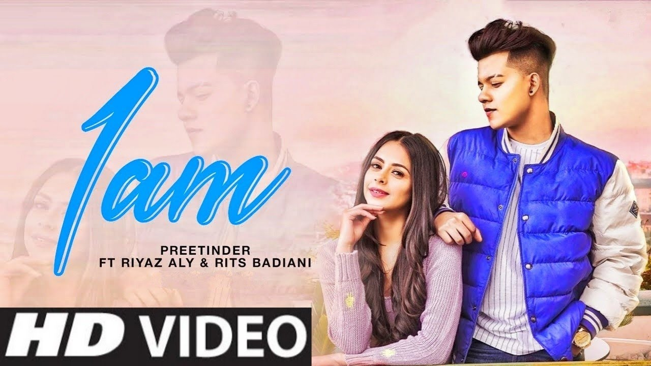 1 एम  1 AM Lyrics in Hindi & English: Preetinder