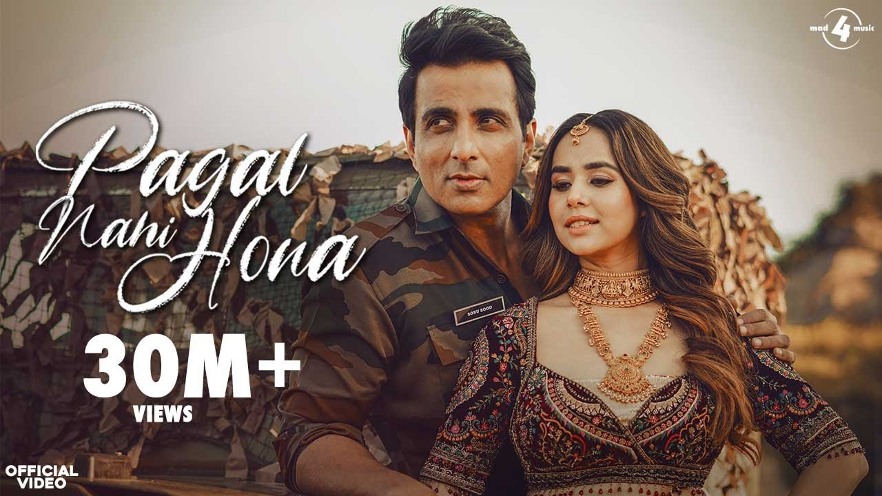 पागल नहीं होना Pagal Nahi Hona Lyrics in Hindi & English– Sunanda Sharma
